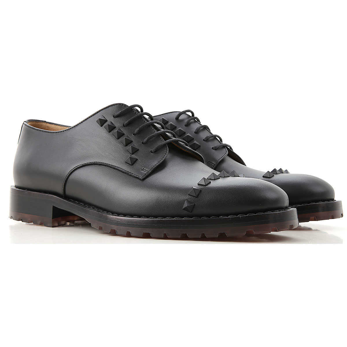 Valentino Garavani Lace Up Shoes for Men Oxfords 6.5 9 Derbies and Brogues On Sale UK - GOOFASH