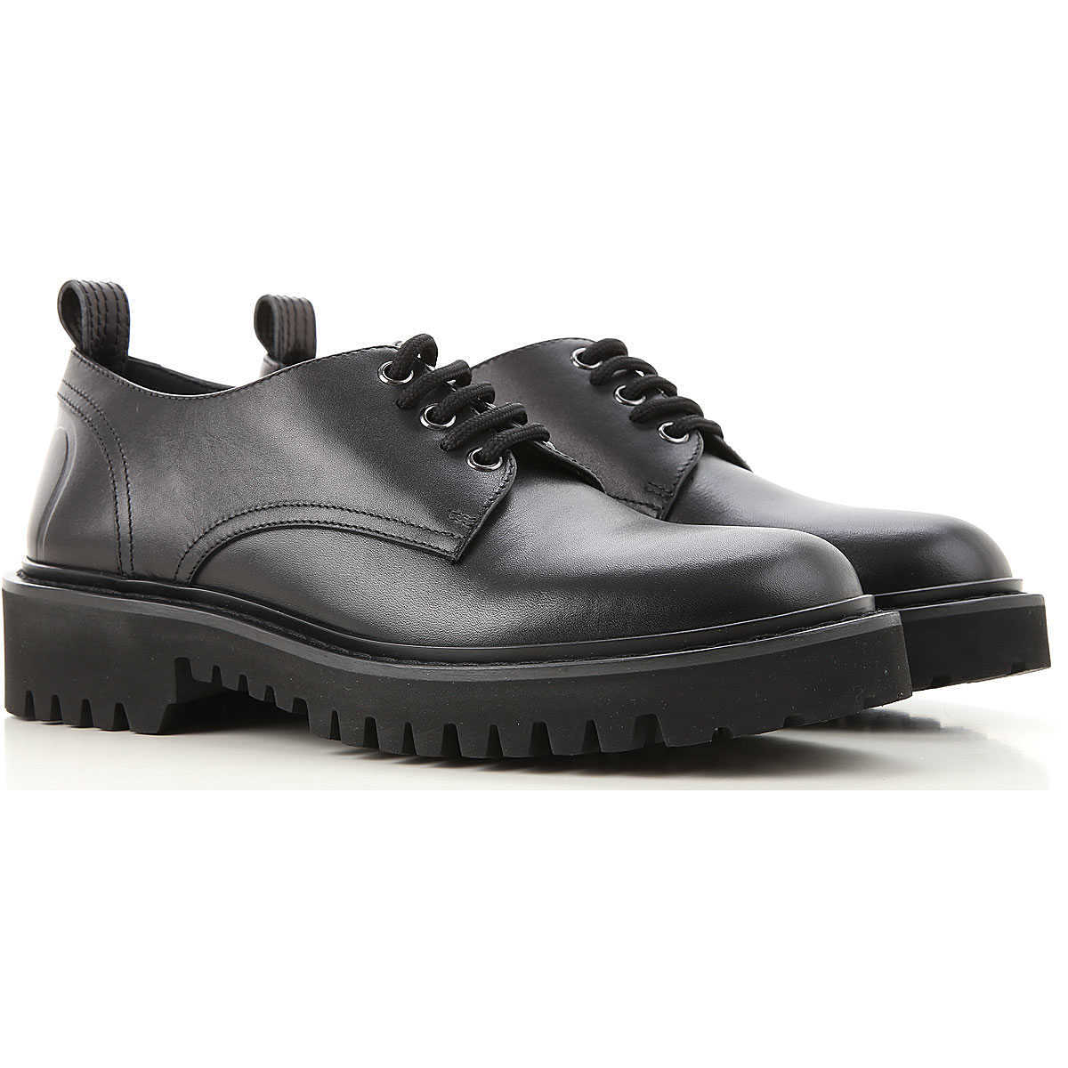 Valentino Garavani Lace Up Shoes for Men Oxfords Derbies and Brogues - GOOFASH