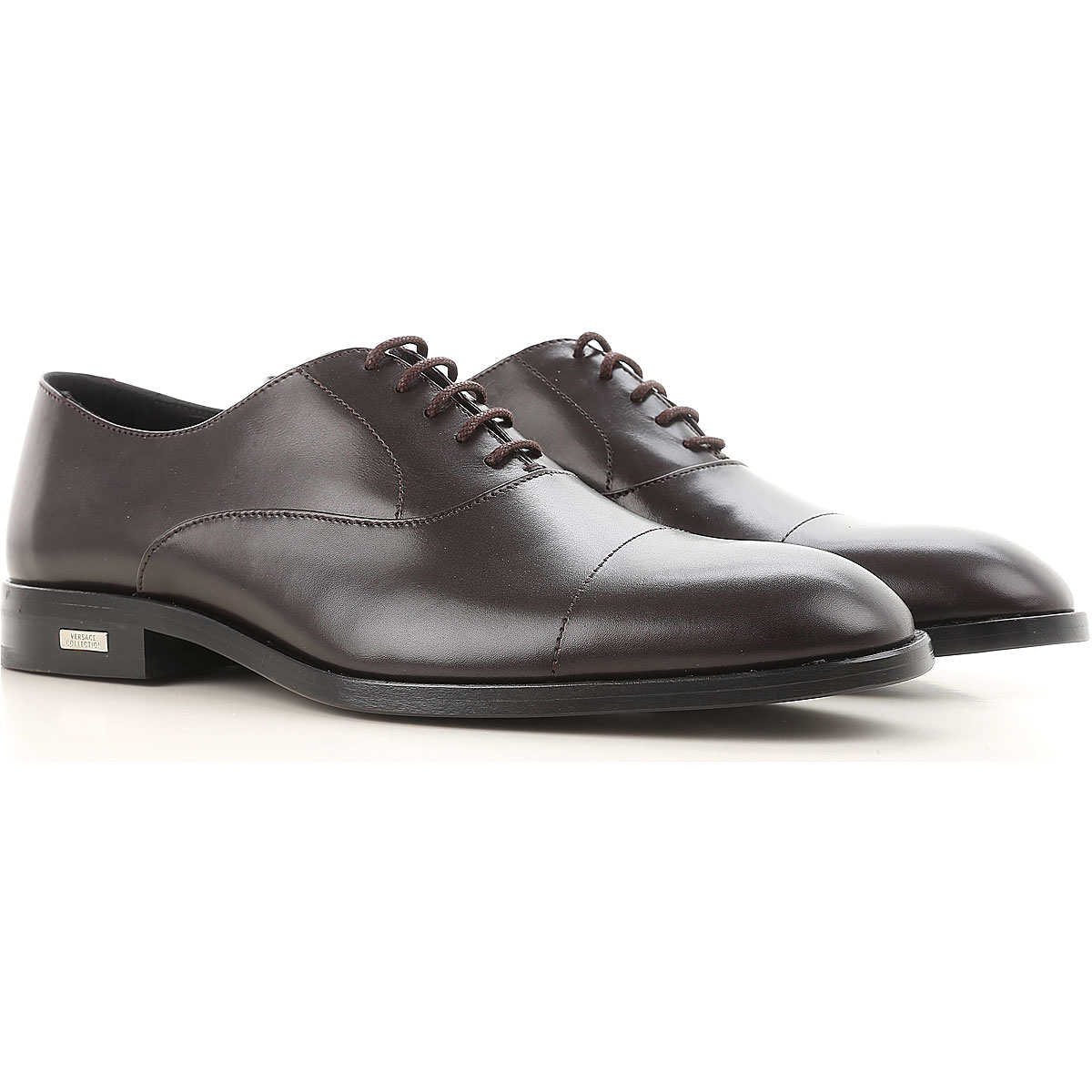 Versace Lace Up Shoes for Men Oxfords Derbies and Brogues On Sale - GOOFASH