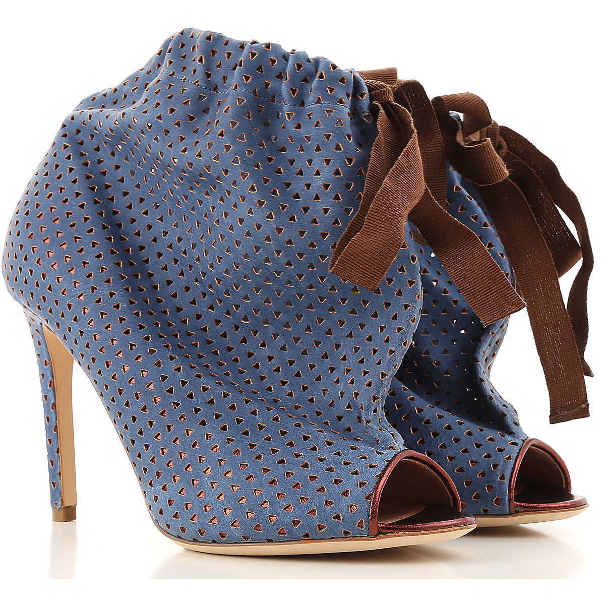 Vivienne Westwood Boots for Women Booties On Sale in Outlet - GOOFASH