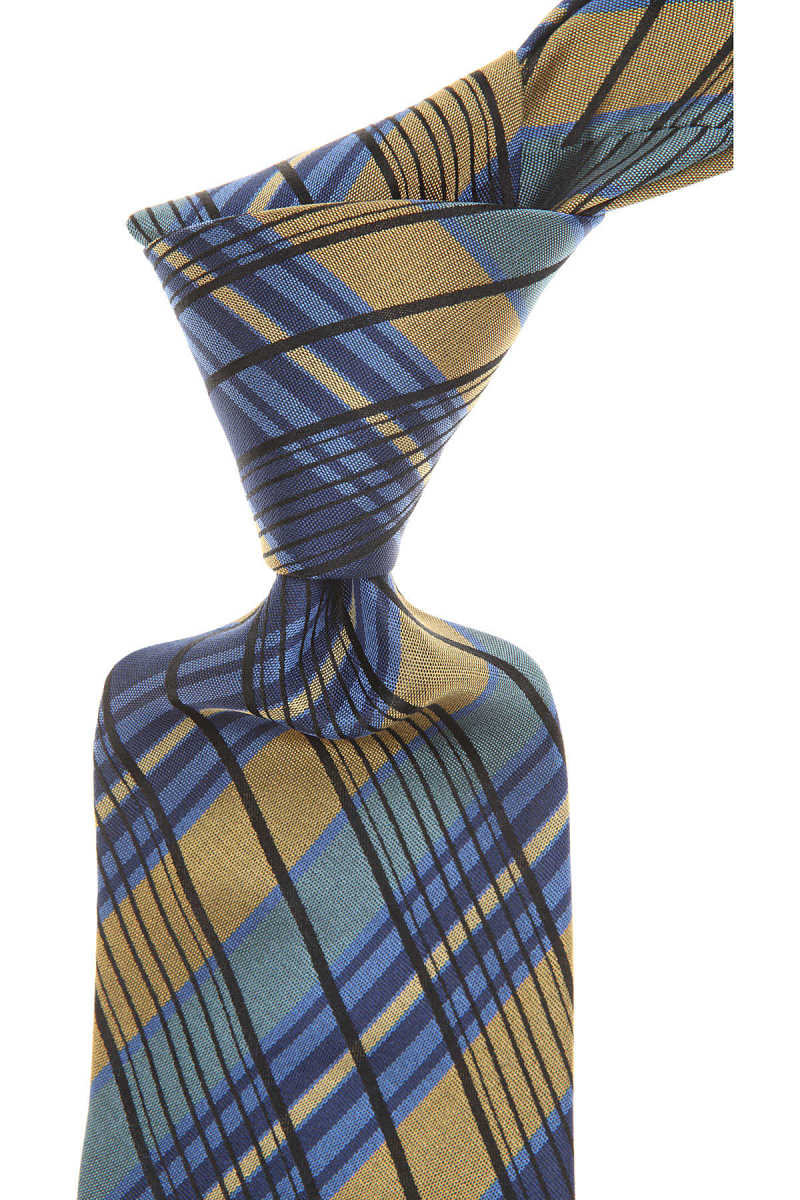 Vivienne Westwood Ties On Sale Mustard - GOOFASH