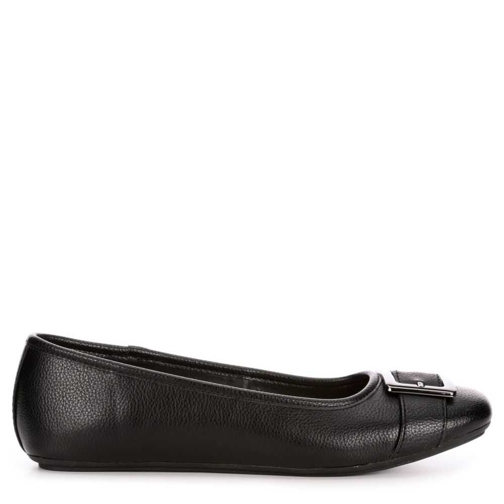 Xappeal Womens Lily Flats Black USA - GOOFASH - Womens FLAT SHOES