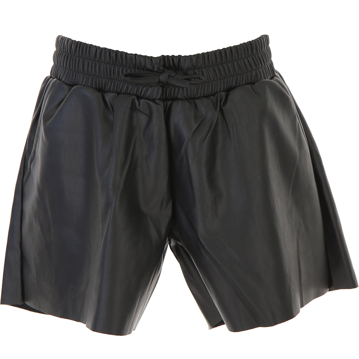Zadig & Voltaire Kids Shorts for Girls Black SE - GOOFASH