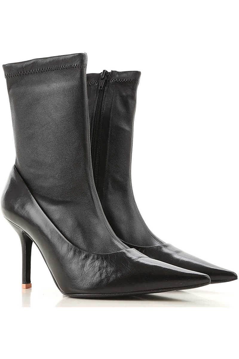 Acne Studios Boots for Women 4.5 5.5 6.5 Booties On Sale in Outlet UK - GOOFASH