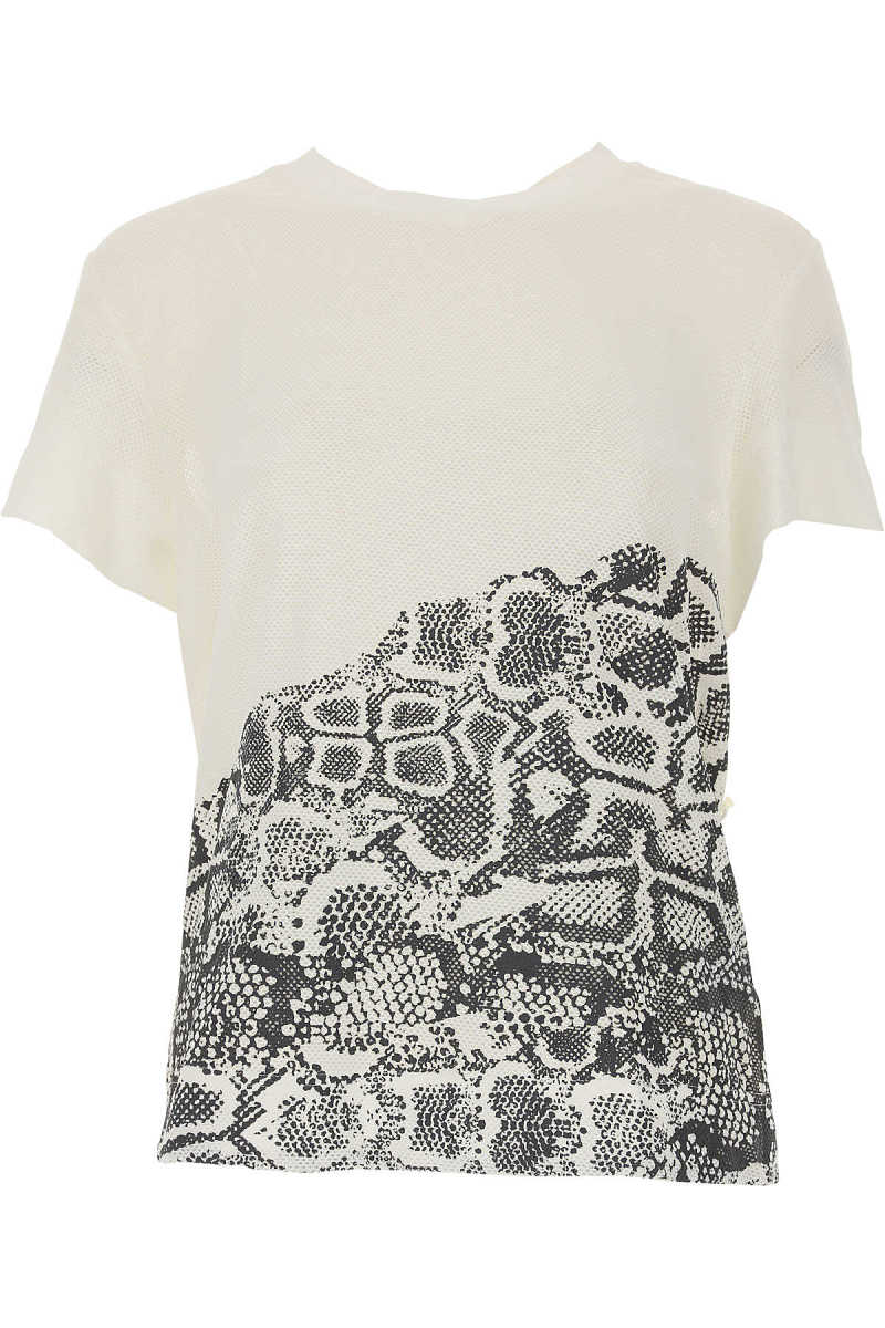 Adidas T-Shirt for Women On Sale in Outlet White UK - GOOFASH