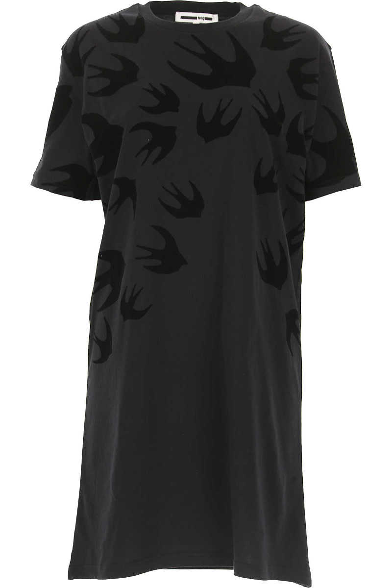 Alexander McQueen McQ Dress for Women 10 6 Evening Cocktail Party On Sale UK - GOOFASH - Womens DRESSES