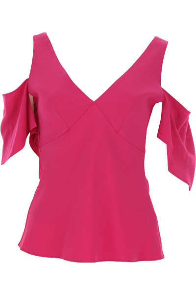 Alexander McQueen McQ Top for Women On Sale fuxia UK - GOOFASH - Womens TOPS