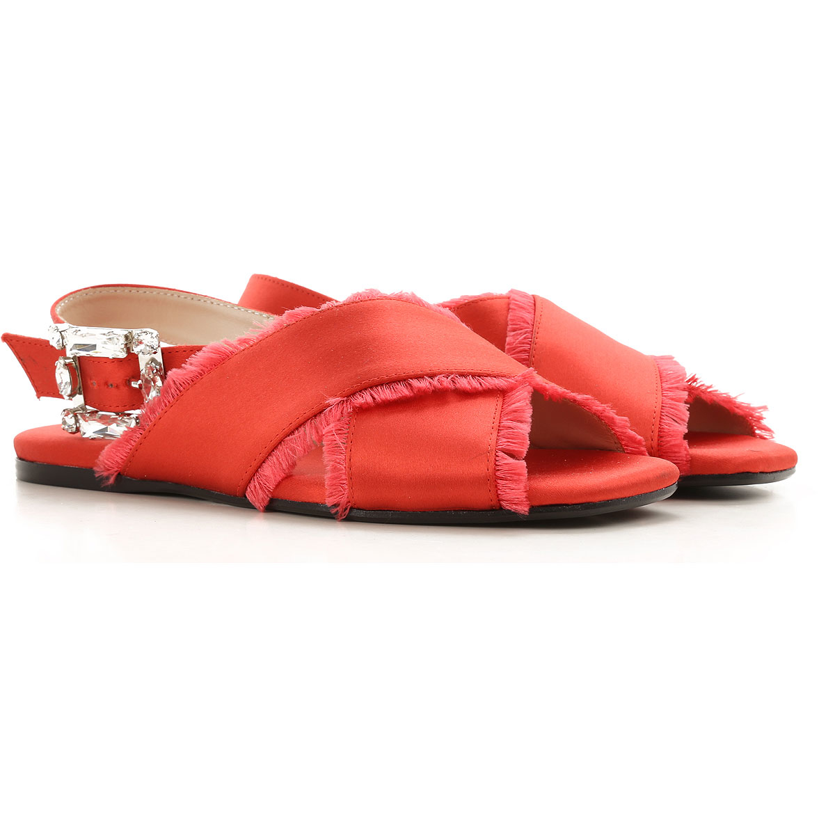 Anna Baiguera Womens Shoes On Sale in Outlet Coral UK - GOOFASH