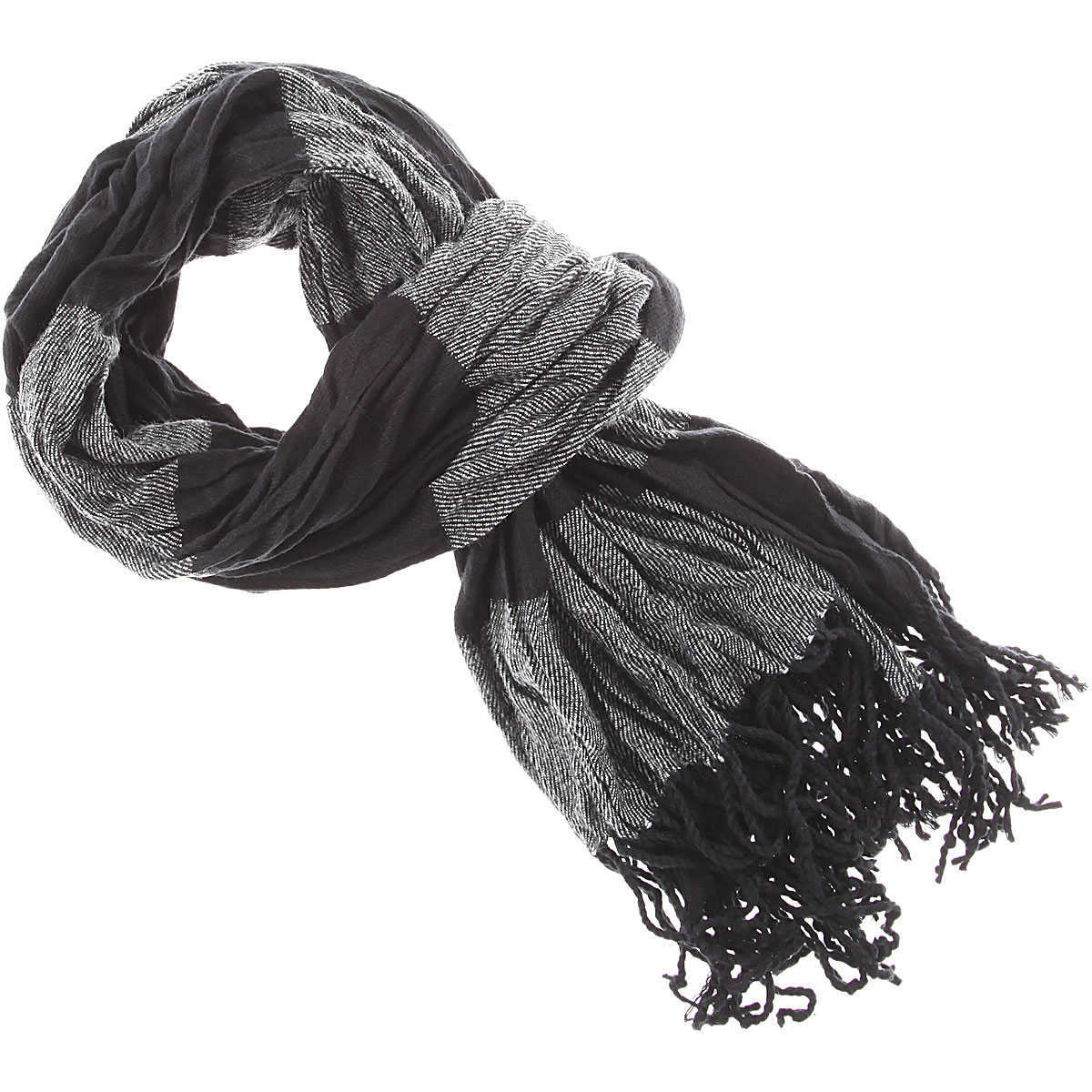 Antony Morato Scarf for Men On Sale Night Blue - GOOFASH