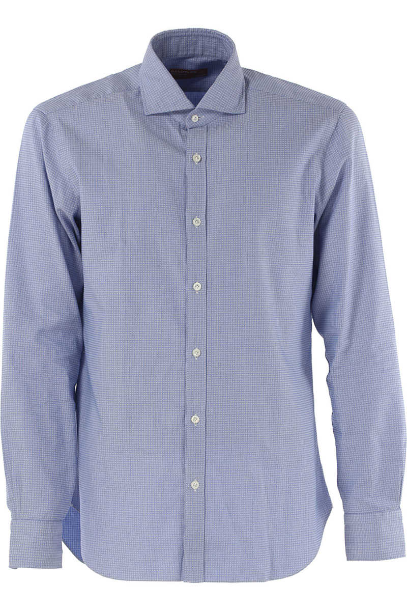 Barba Shirt for Men On Sale in Outlet 15.5 16 Dandy Life UK - GOOFASH - Mens SHIRTS