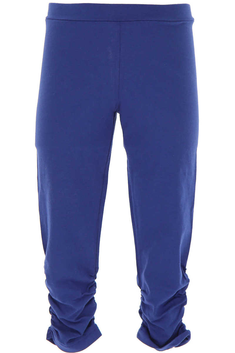 Blumarine Kids Pants for Girls On Sale in Outlet Blue UK - GOOFASH - Womens TROUSERS