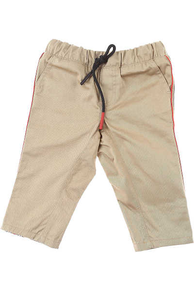 Burberry Baby Pants for Boys Beige - GOOFASH - Mens TROUSERS