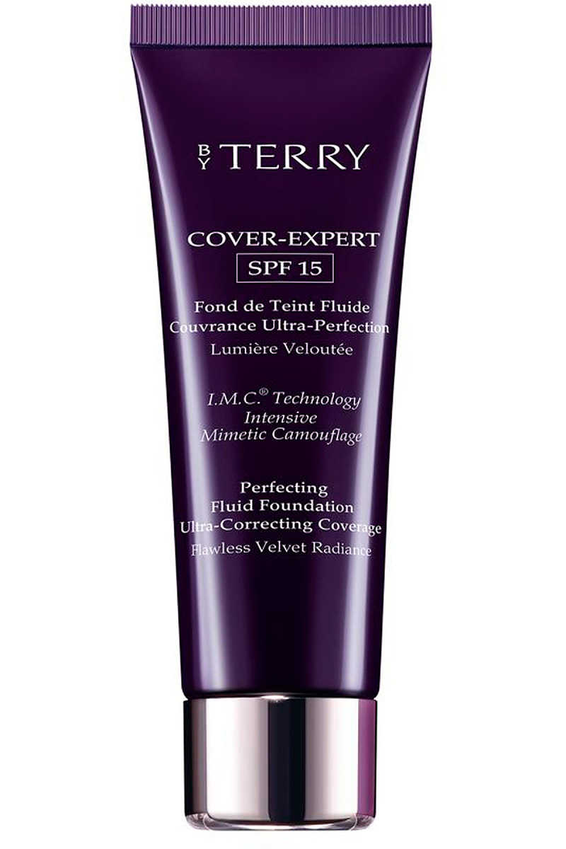 By Terry Makeup for Women Cover-expert Spf15 - N.11 Amber Brown - 35 Ml UK - GOOFASH -