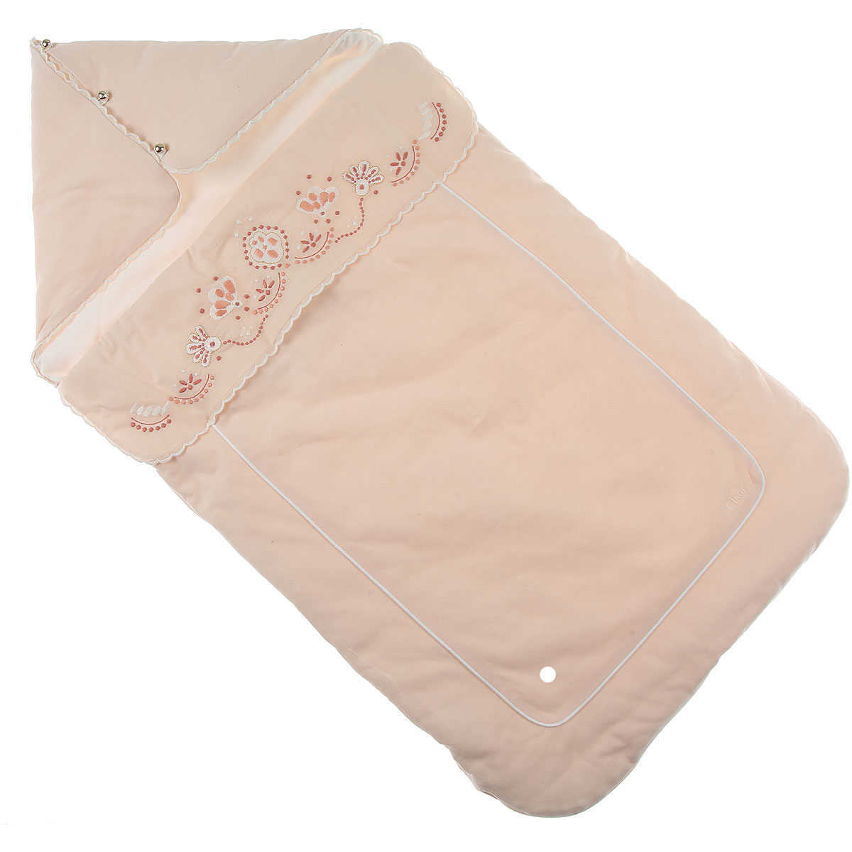 Chloe Baby Bodysuits & Onesies for Girls On Sale Pink - GOOFASH - Womens SUITS