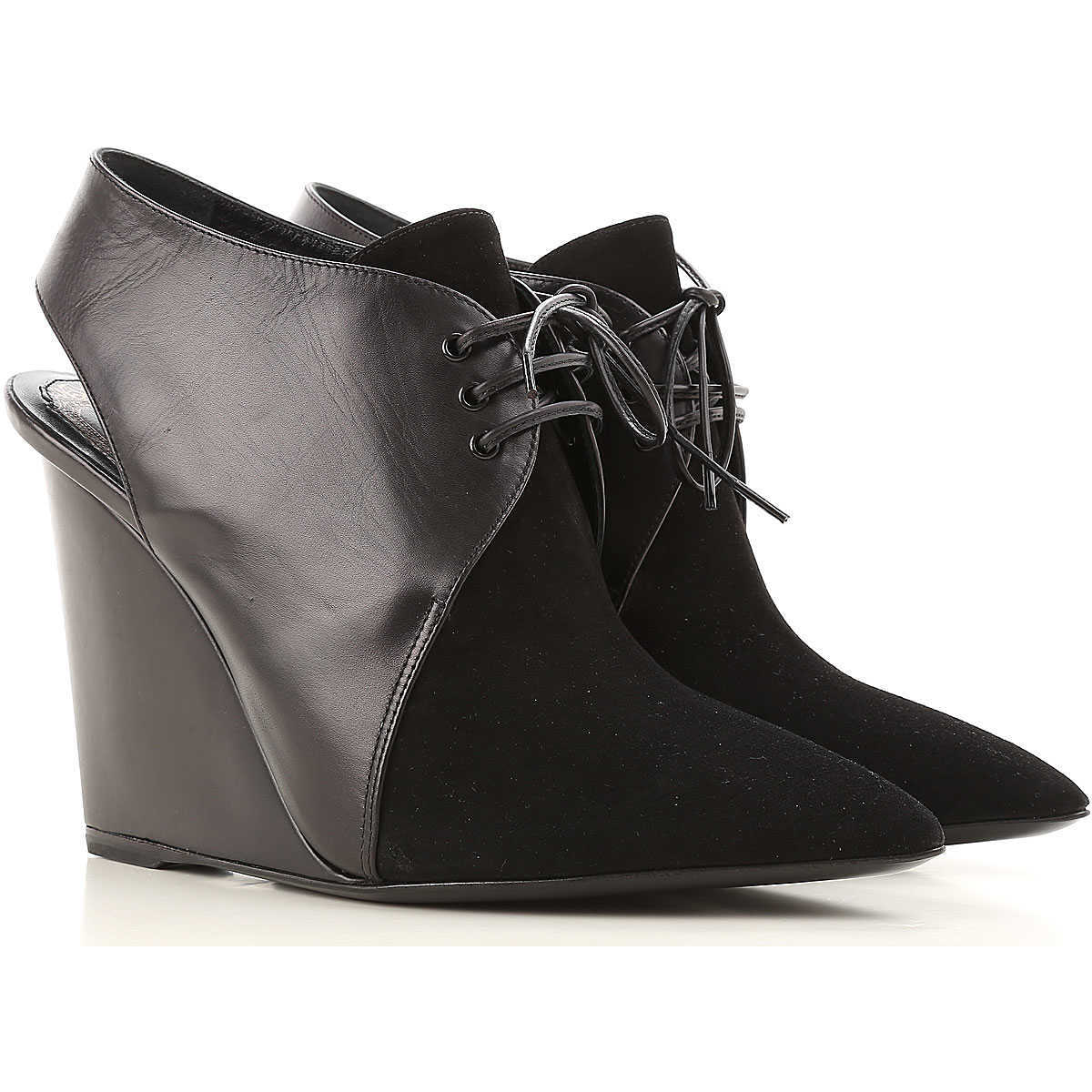 Christian Dior Wedges for Women On Sale in Outlet Black UK - GOOFASH