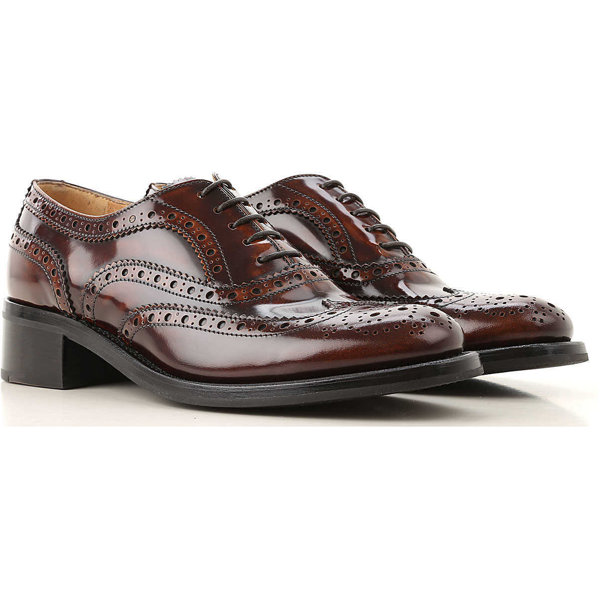 Church's Lace Up Shoes for Men Oxfords 3.5 4.5 6 6.5 Derbies and Brogues UK - GOOFASH