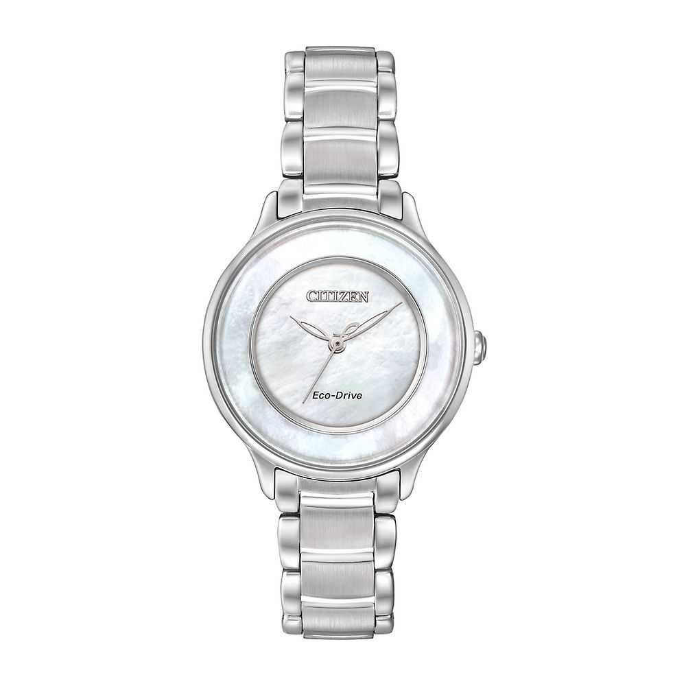 Citizen® Eco-Drive™ Circle of Time Ladies' Watch - Citizen Eco-Drive USA - GOOFASH - Womens WATCHES