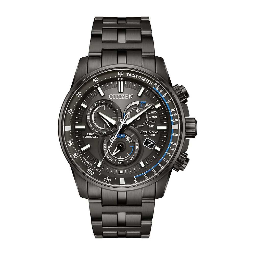 Citizen® Eco-Drive™ PCAT Chronograph Men's Watch - Citizen Eco-Drive USA - GOOFASH - Mens WATCHES