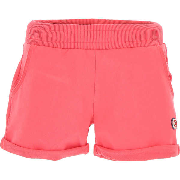 Colmar Kids Shorts for Girls On Sale Fuchsia - GOOFASH - Womens SHORTS