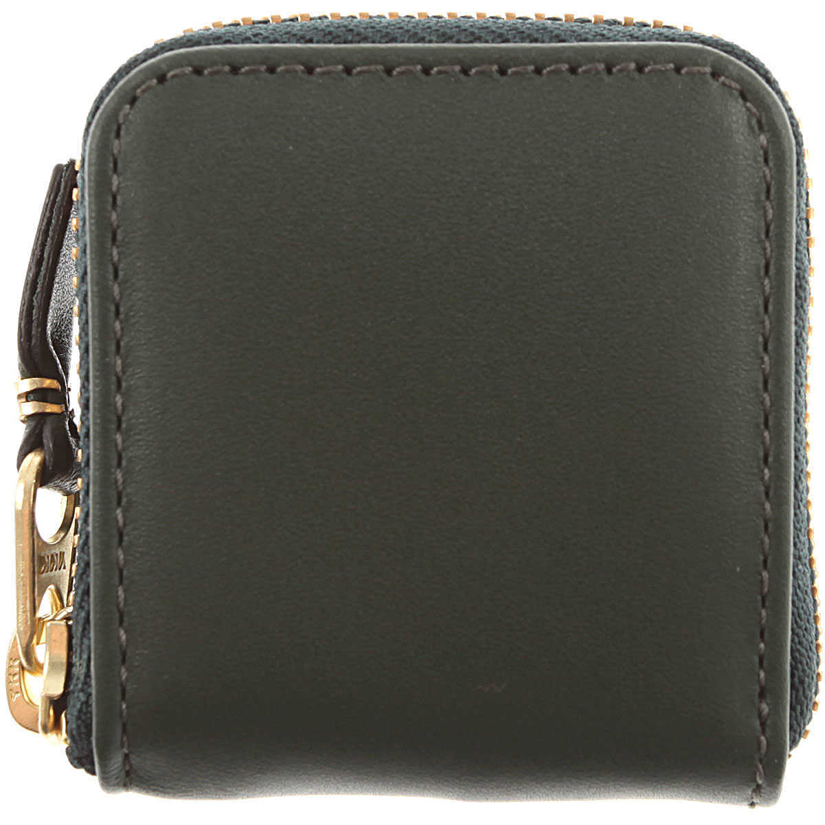 Comme des Garcons Mens Wallets Dark Green UK - GOOFASH