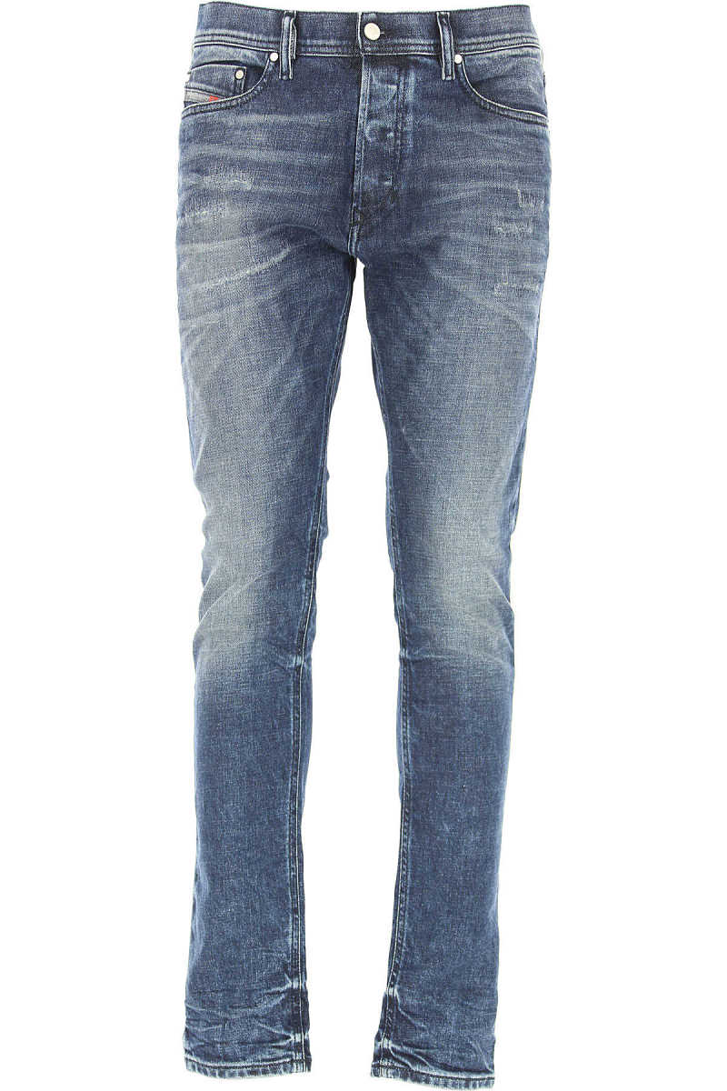 Diesel Jeans On Sale in Outlet blue Jeans - GOOFASH