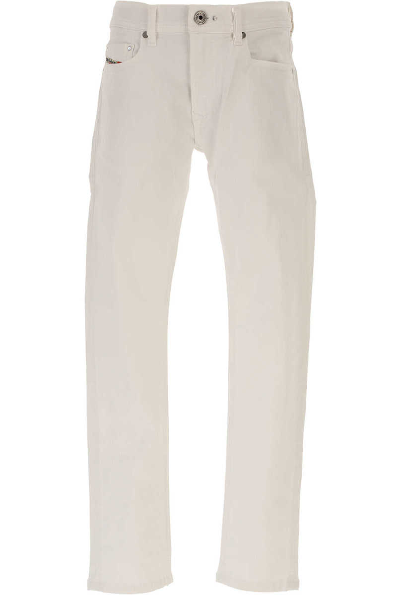 Diesel Kids Jeans for Girls On Sale in Outlet White - GOOFASH - Womens JEANS