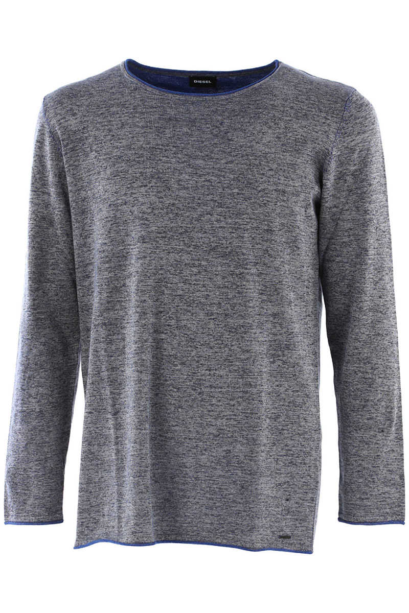 Diesel Sweater for Men Jumper On Sale in Outlet L XS Kfox UK - GOOFASH - Mens SWEATERS