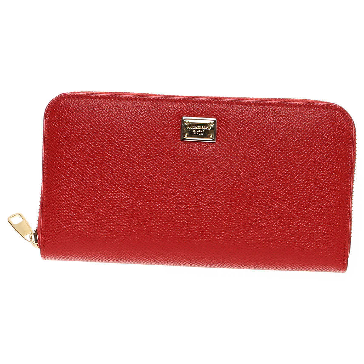 Dolce & Gabbana Wallet for Women On Sale in Outlet Dauphine Leather Zip-around  UK - GOOFASH