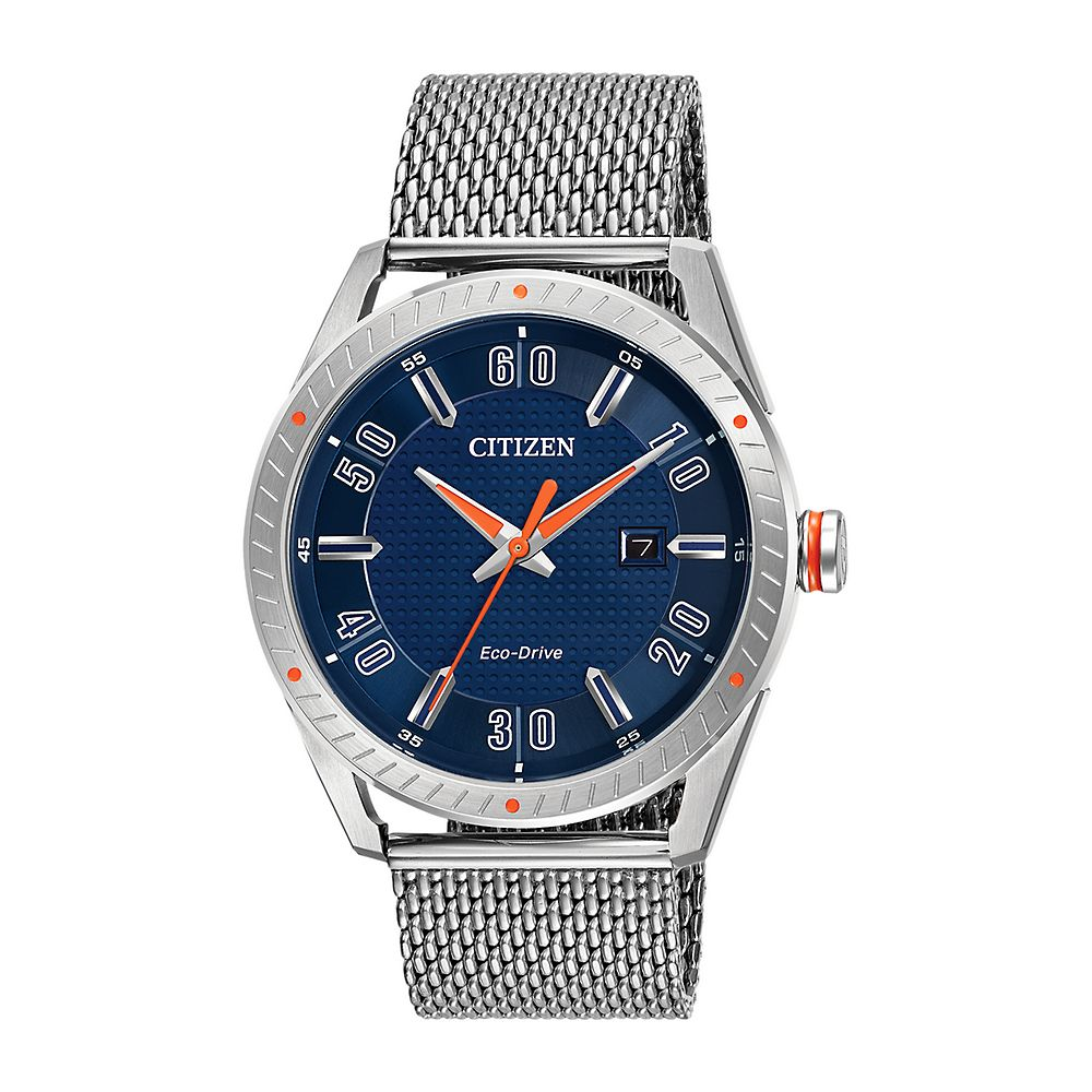 Drive from Citizen® Eco-Drive™ CTO Men's Watch - Citizen Eco-Drive USA - GOOFASH - Mens WATCHES