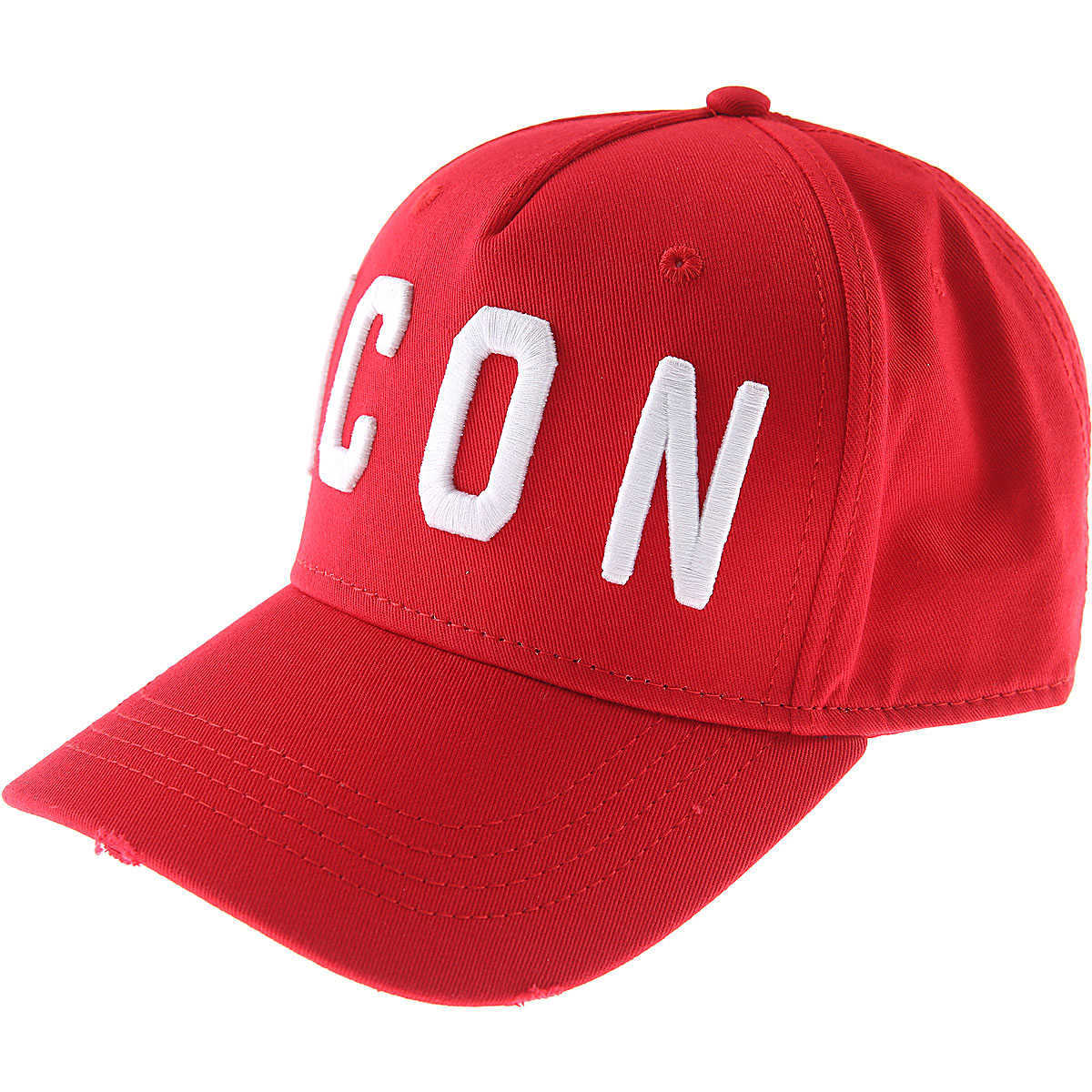 Dsquared2 Hat for Women Red UK - GOOFASH - Mens HATS