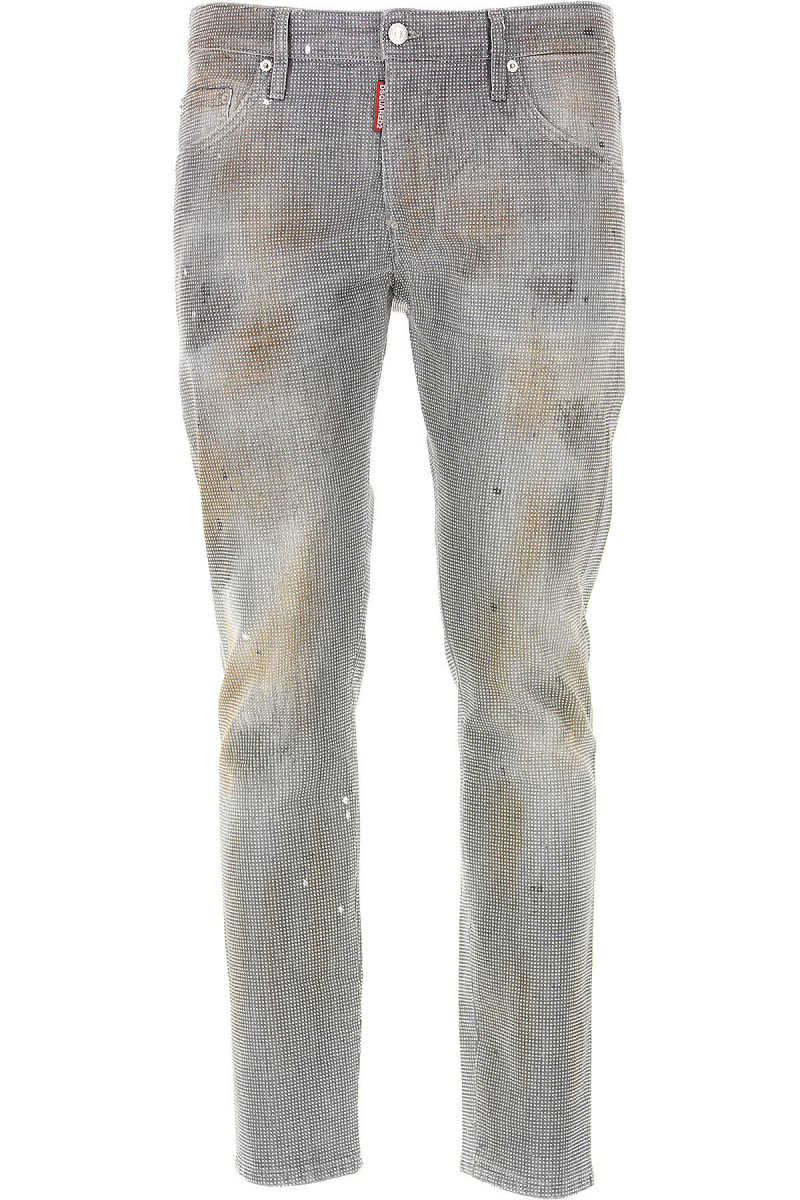 Dsquared2 Jeans On Sale in Outlet Skater Jean - GOOFASH