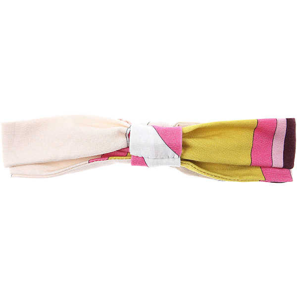 Emilio Pucci Baby Hats for Girls Multicolor - GOOFASH - Womens HATS