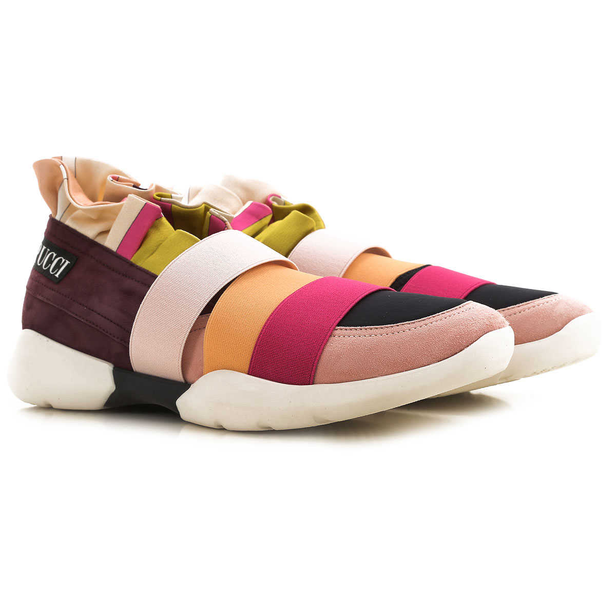 Emilio Pucci Kids Shoes for Girls Multicolor - GOOFASH -