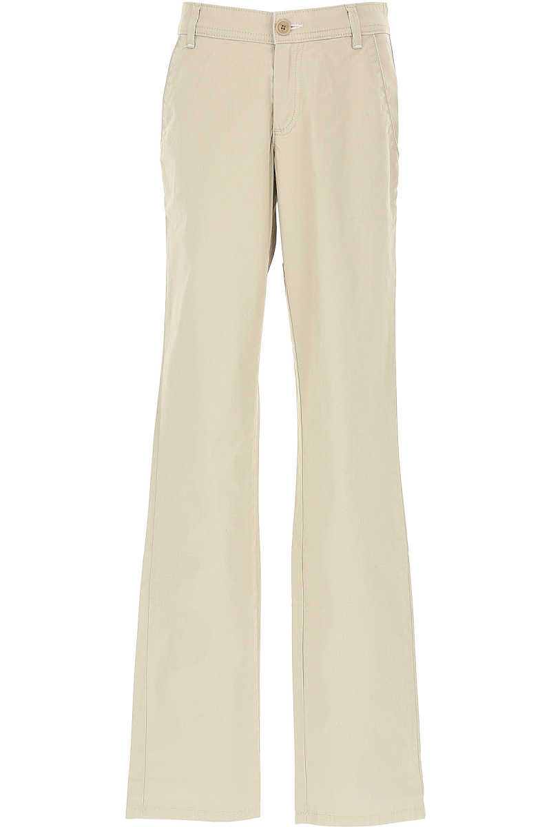 Fay Kids Pants for Boys On Sale in Outlet Beige - GOOFASH - Mens TROUSERS