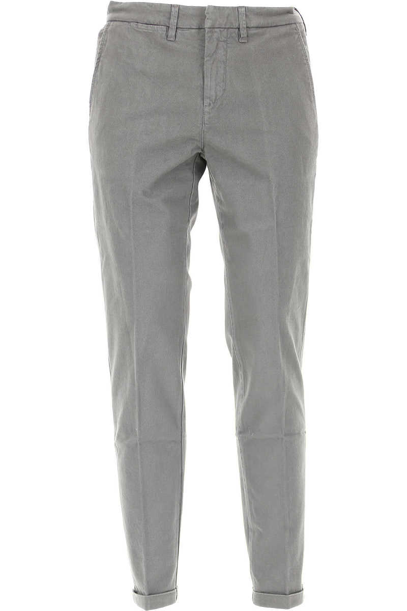 Fay Pants for Men On Sale Grey UK - GOOFASH - Mens TROUSERS