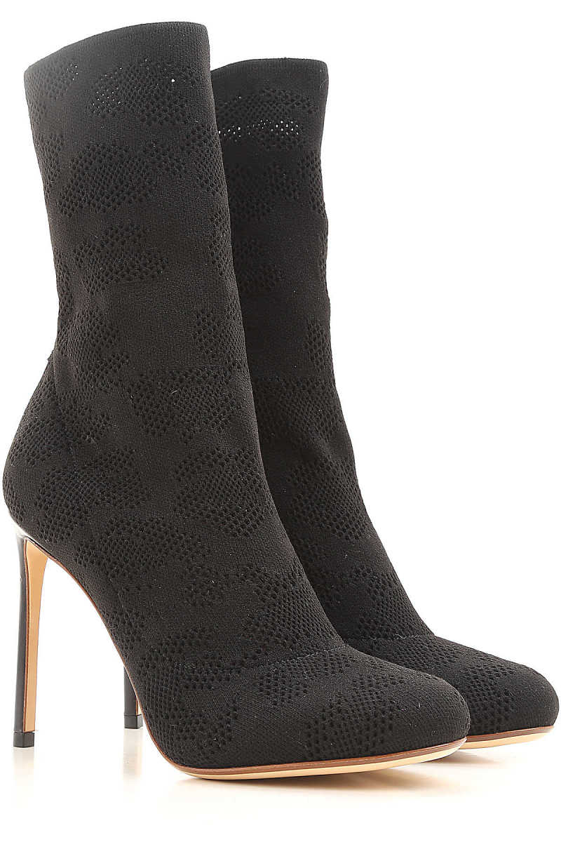 Francesco Russo Boots for Women 6 6.5 Booties On Sale in Outlet UK - GOOFASH