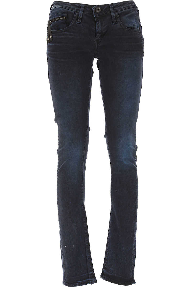G-Star Jeans On Sale in Outlet Blue - GOOFASH