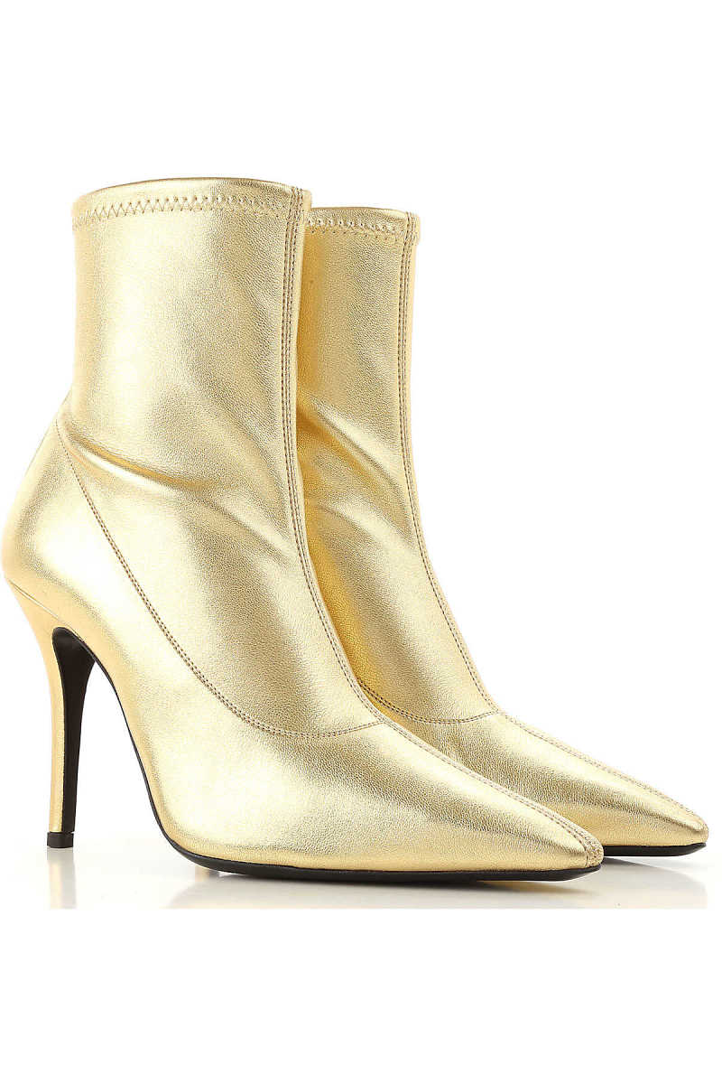 Giuseppe Zanotti Design Womens Shoes On Sale in Outlet Gold UK - GOOFASH