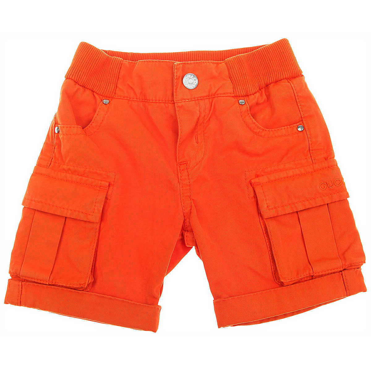Gucci Baby Shorts for Boys On Sale in Outlet Orange UK - GOOFASH - Mens SHORTS