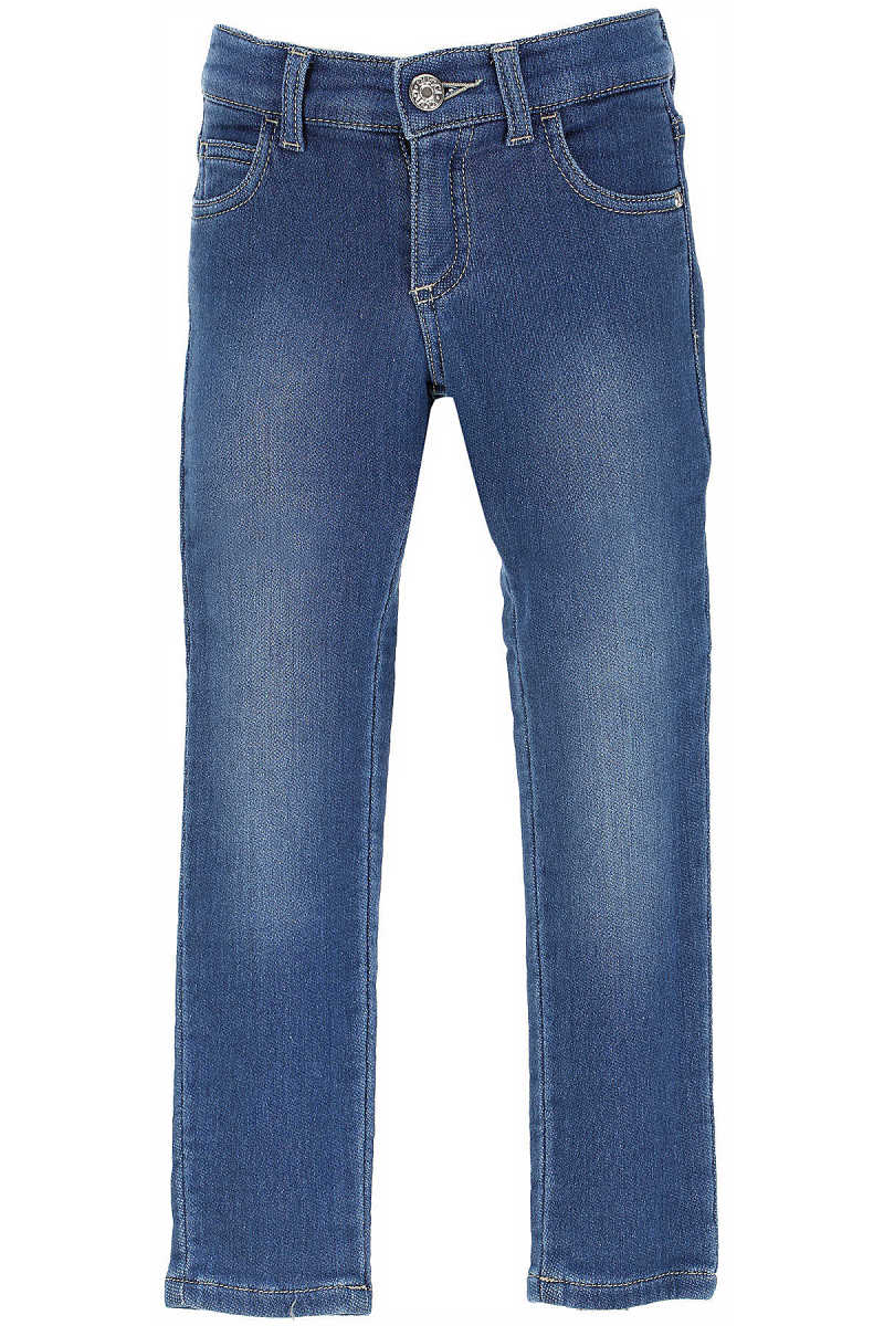 Gucci Kids Jeans for Girls On Sale in Outlet Blue Denim - GOOFASH - Womens JEANS