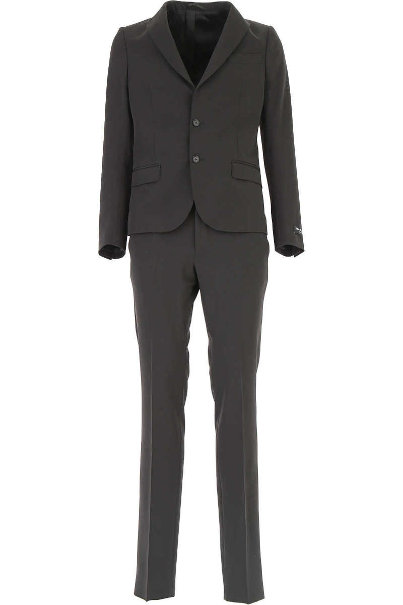 Guess Men's Suit On Sale Black - GOOFASH