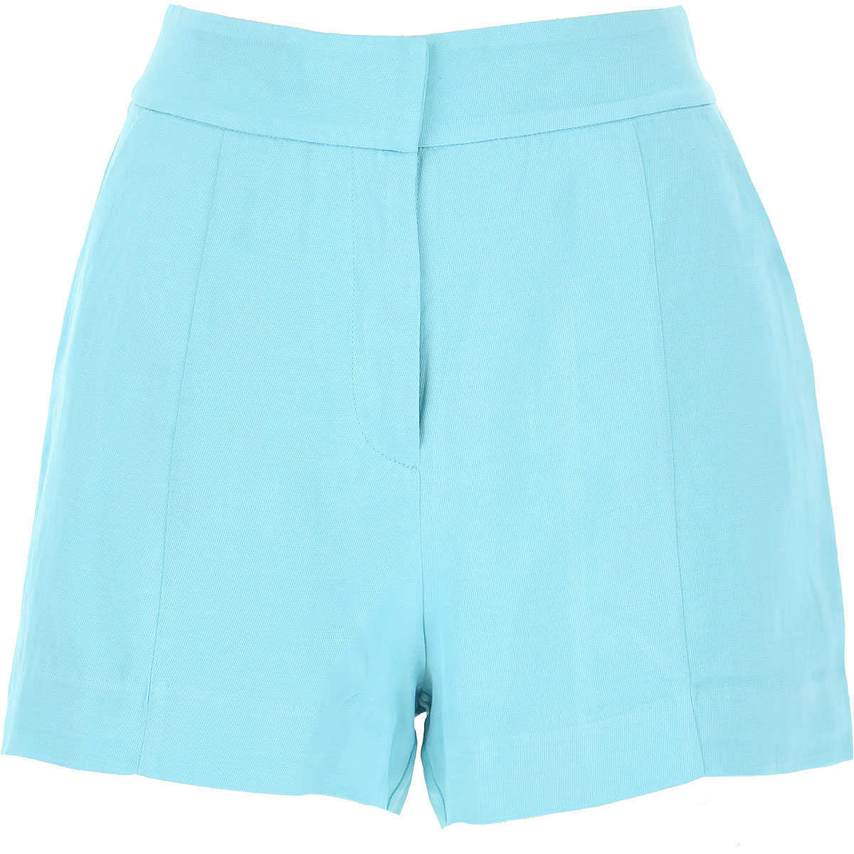 Guess Shorts for Women On Sale Sky Blue UK - GOOFASH