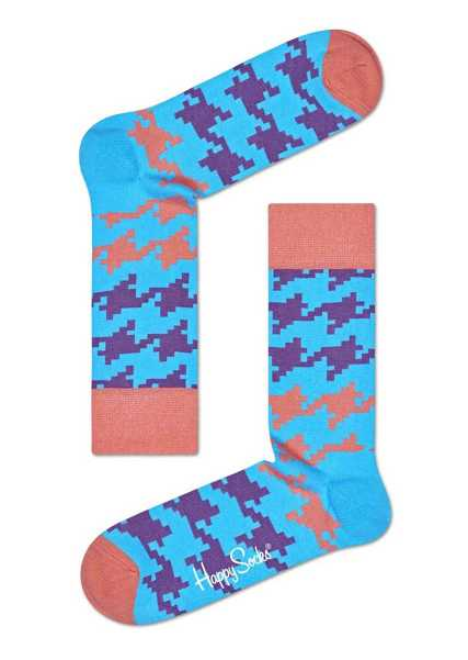 Happy Socks - Differenta HU - 11269 - GOOFASH - Womens SOCKS