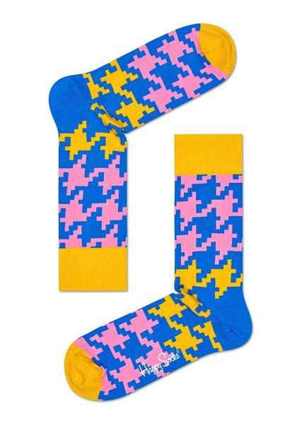Happy Socks - Differenta HU - 14155 - GOOFASH - Womens SOCKS