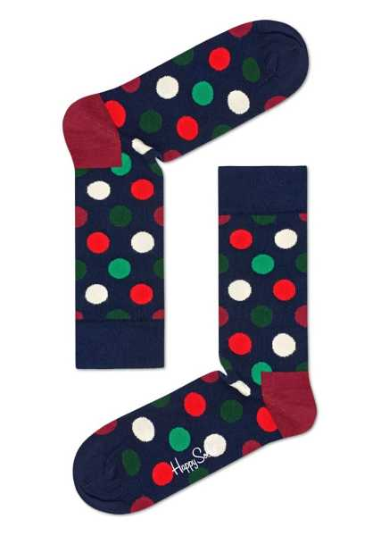 Happy Socks - Differenta HU - 18024 - GOOFASH - Womens SOCKS