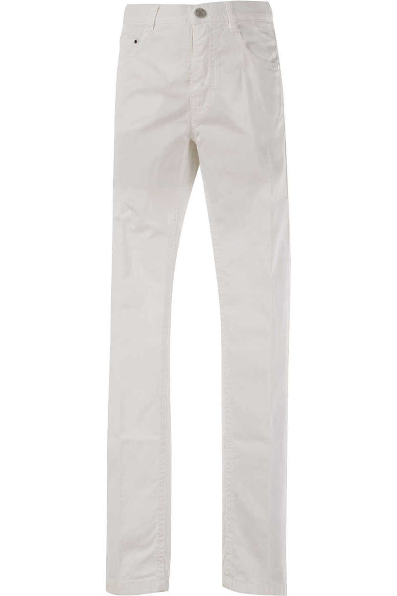Il Gufo Kids Pants for Boys On Sale in Outlet White UK - GOOFASH - Mens TROUSERS