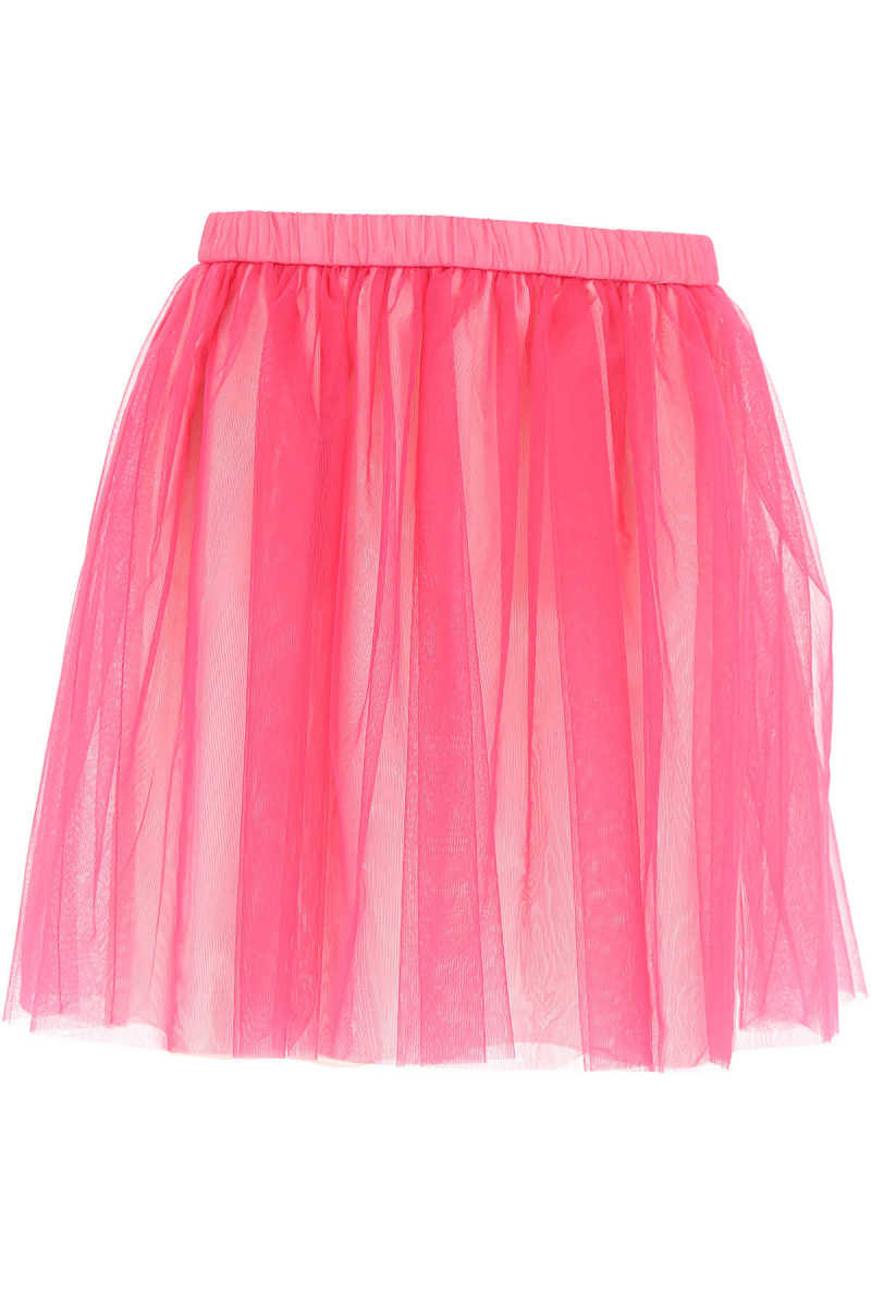 Il Gufo Kids Skirts for Girls On Sale in Outlet Fuchsia UK - GOOFASH - Womens SKIRTS