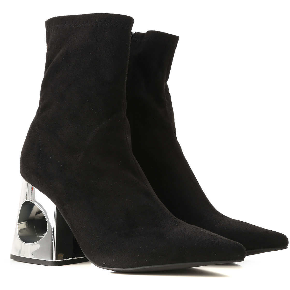 Jeffrey Campbell Boots for Women 4.5 7.5 Booties On Sale in Outlet UK - GOOFASH