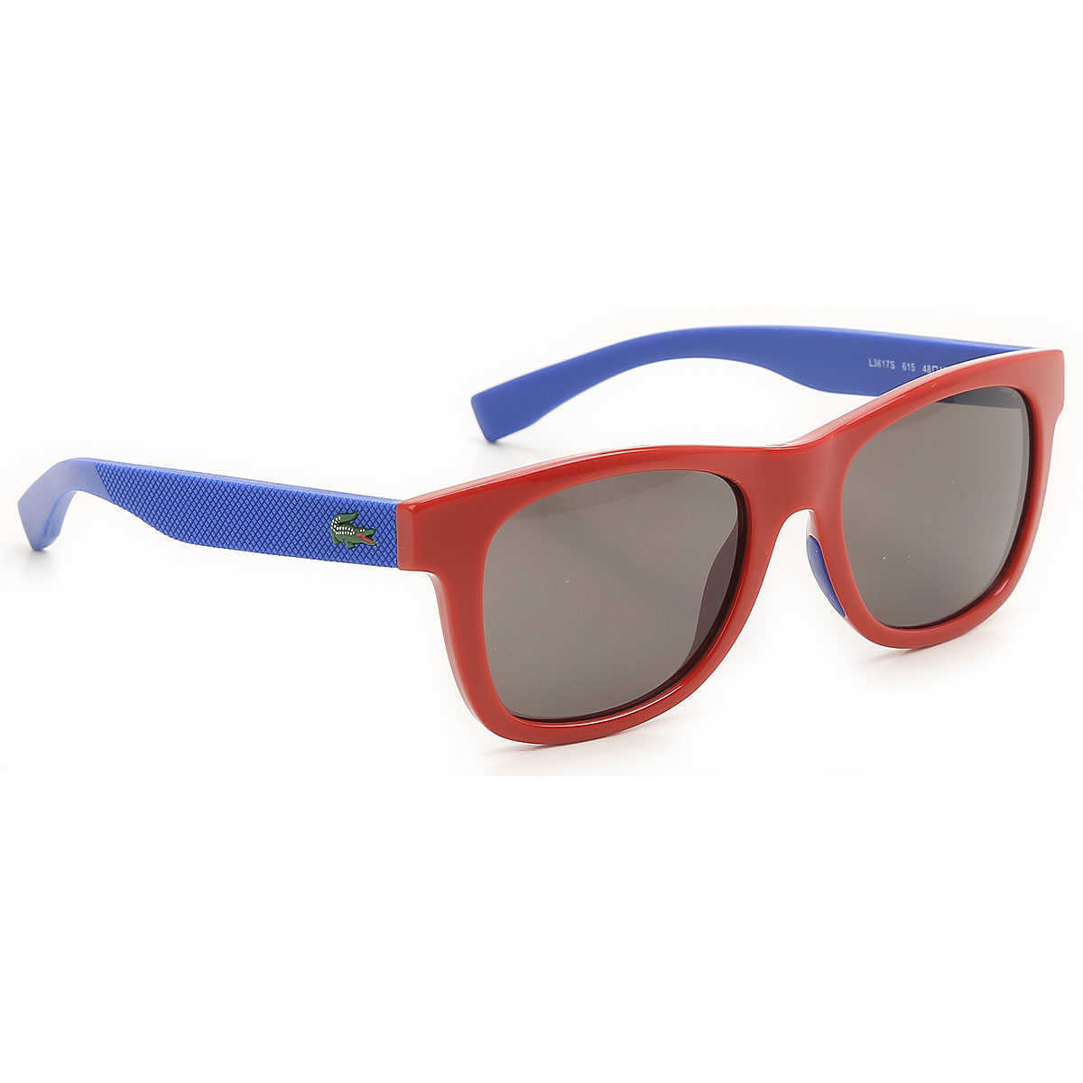 Lacoste Kids Sunglasses for Boys On Sale Red - GOOFASH - Mens SUNGLASSES