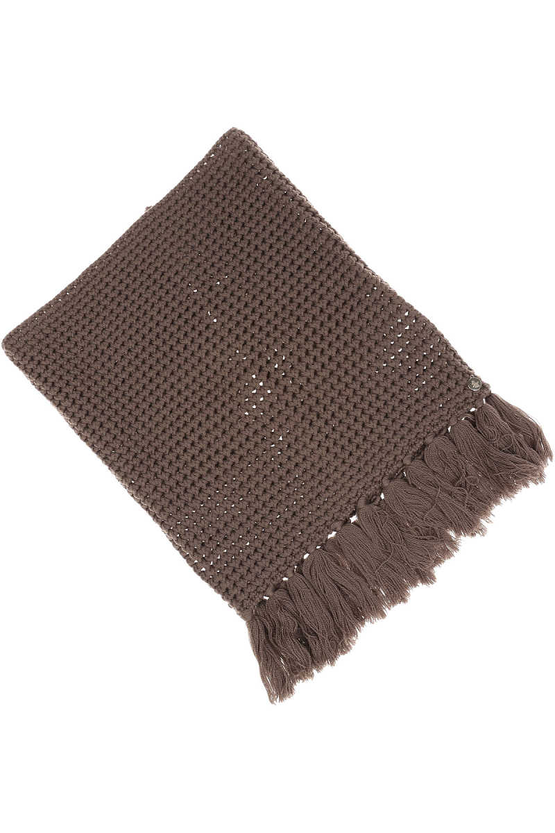 Lu - Lu Kids Scarves for Girls On Sale in Outlet Brown - GOOFASH - Womens SCARFS